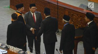 Utut Adianto Resmi Jadi Wakil Ketua DPR RI