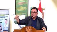 Kepala Pusat Pelatihan Pertanian, Bustanul Arifin Caya.