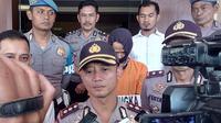 Kapolres Garut, AKBP Budi Satria Wiguna, menyatakan isu ancaman penganiayaan dan pembunuhan terhadap ulama adalah hoaks. (Liputan6.com/Jayadi Supriadin)