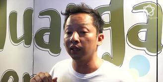 Walaupun anaknya masih balita, Ringgo Agus Rahman cari jodoh untuk Bjorka.