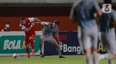 Persib Takluk dari Persija di Leg I Final Piala Menpora