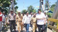 Menteri BUMN Rini Soemarno kunjungi Bengkulu. Dok: