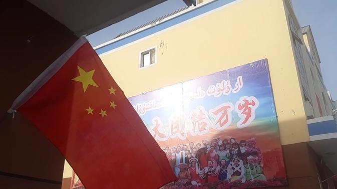 Permukiman relokasi etnis Kirgiz di Turugart Port, Wuqia County, Xinjiang (Rizki Akbar Hasan / Liputan6.com)#source%3Dgooglier%2Ecom#https%3A%2F%2Fgooglier%2Ecom%2Fpage%2F%2F10000