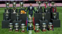 Xavi Hernandez. (dok. Barcelona FC)