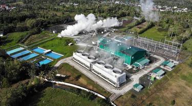 PT Pertamina Geothermal Energy (PGE) selama pandemi Covid-19 berhasil mencatat produksi setara listrik sebesar 4.618 GWh.