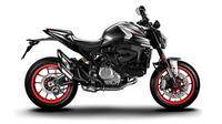 Ducati Monster berevolusi, tak lagi berotot. (Bennetts)