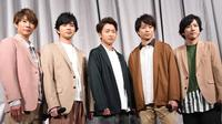 Arashi. (Tokyo Hive)