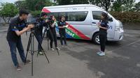 Akademi Televisi Indonesia (ATVI) adalah lembaga Perguruan Tinggi Swasta yang telah berdiri sejak tahun 1998. (Foto:Istimewa)