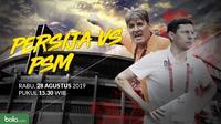 Shopee Liga 1 2019: Persija Jakarta vs PSM Makassar. (Bola.com/Dody Iryawan)