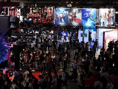 Kemeriahan Tokyo Game Show 2019