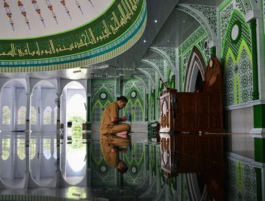 Menjalani Ramadan di Masjid Al Munawarah Aceh