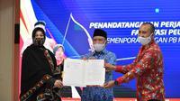 Anggota Komisi X DPR-RI, Illiza Sa'aduddin Djamal (kiri). (dok. DPR-RI)