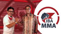 Ketua Umum IBA MMA, Dwi Badarmanto menjalin kerjasama dengan KOBI (istimewa)