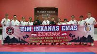 Tim Inkanas Indonesia. (Ist)