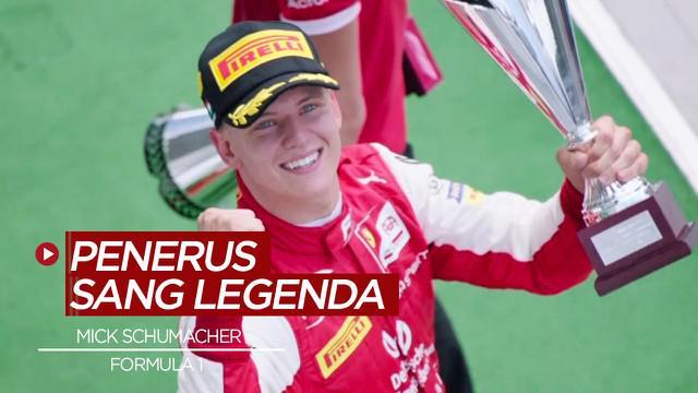 Berita video, Mick Schumacher akan meneruskan jejak sang ayah, Michael Schumacher untuk tampil di F1 2021
