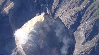 Energi Menurun, Apakah Status Awas Gunung Agung Bakal Turun?