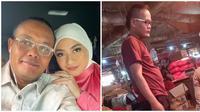 Viral video orang mirip Sule di pasar, disebut kembaran oleh netizen. (Sumber: Instagram/ferdinan_sule/TikTok/alfensodri11171)