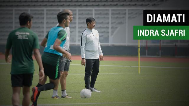 Berita video Pelatih Indra Sjafri masih mengamati 4 pemain lagi untuk Timnas Indonesia U-22