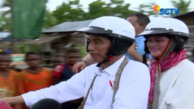 Blusukan Presiden Joko Widodo (Jokowi) di Tanah Papua meninggalkan kesan yang mendalam bagi warga Papua.