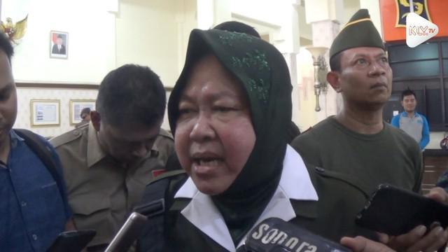 Pagelaran Surabaya membara yang berujung insiden maut di jembatan Viaduck ternyata tidak memiki izin dari Pemerintah Kota Surabaya.