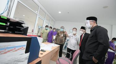 Temuan Menko PMK Muhadjir Effendy Saat Tinjau RSKIA Bandung Bersama Ridwan Kamil