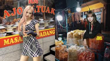 6 Editan Foto Jika Blackpink Buka Usaha Jualan di Indonesia Ini Kocak