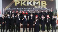 PKKMB UWG Malang diikuti ratusan mahasiswa. (Istimewa)