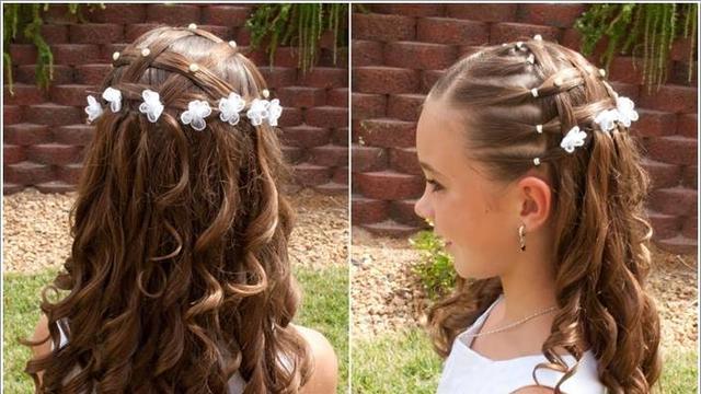 Model Rambut Lucu Untuk Anak Perempuan - Fashion & Beauty ...