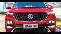 MG Hector India (Rushlane)