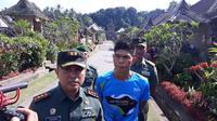Kodim Bangli Gagas Run for Bali