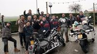 Petualangan Tim Suryanation Motorland yang berisikan builder-builder Indonesia di Eropa berakhir. (Suryanation)