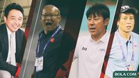 Trivia - Pelatih Asia Tenggara (Bola.com/Adreanus Titus)
