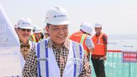 Direktur Utama Pelindo III, Doso Agung.