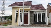 Waskita Precast mengembangkan produk landed house yaitu rumah precast modern. (dok: Humas)