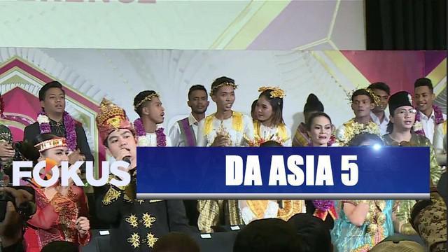 Dangdut Academy Asia 5 segera tayang dengan menampilkan 35 peserta dari 7 negara Asia.