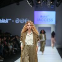 Blibli.com All Access, Kolaborasi Blibli.com dengan 5 desainer lokal di panggung JFW 2019.