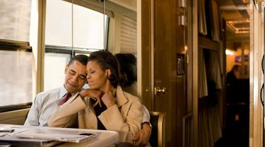 Pernikahan langgeng seperti milik Michelle dan Barack Obama. (Foto: Time.com)