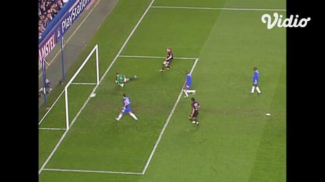 Berita Video flashback Liga Champions, dua gol Frank Lampard Membuat Chelsea kalahkan Bayern Munchen di perempat final 2005