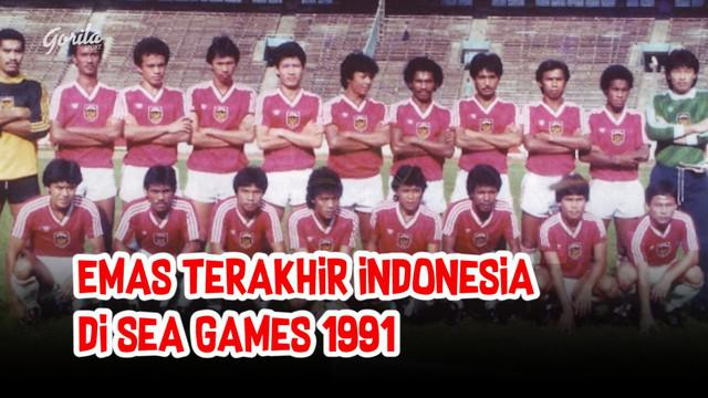 Berita Video Jalan Terjal Timnas Indonesia di SEA Games 2019 Filipina