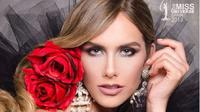 Angela Ponce, Miss Universe Spanyol (Foto: Instagram/@angelaponceofficial)