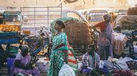 Ilustrasi suasana di India. (dok. Prashanth Pinha/Unsplash/Adhita Diansyavira)