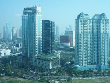Periode 2019-2020, Pembangunan Gedung di Ibu Kota Masih Menurun