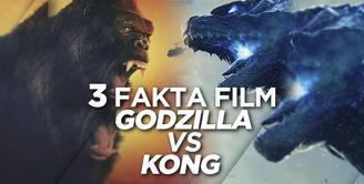 Apa saja fakta dari film Godzilla VS Kong yang wajib kalian tahu? Yuk, kita cek video di atas!