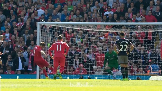 Liverpool ditahan imbang 0-0 saat menjamu Southampton di Anfield, dalam lanjutan Premer League pekan ke-35. This video presented by Ballball