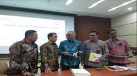 Hasil RUPST PT Adhi Karya Tbk (Foto:Merdeka.com/Wilfridus S)