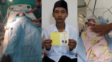 Kembali jadi viral, wanita di Medan meninggal karena pakai krim pemutih wajah, ternyata begini cerita yang sebenarnya. (Foto: facebook.com/Afrizal)