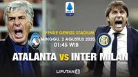 Prediksi Atalanta vs Inter Milan (Liputan6.com/Trie Yas)