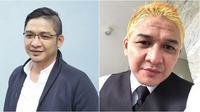 Seleb Pria Ganti Gaya Rambut Bikin Pangling. (Sumber: kapanlagi.com)