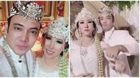 Sandy Tumiwa menikah siri dengan mantan istri Rio Reifan, Henny Mona. (Sumber: Instagram/@hennymonayr)