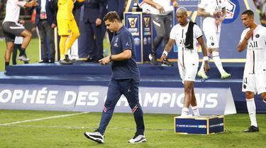 Piala Prancis Lille vs PSG